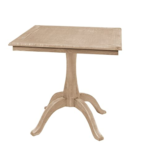 Fink Lugano Oiled Oak Square Table 80 x 80 cm, height 78 cm
