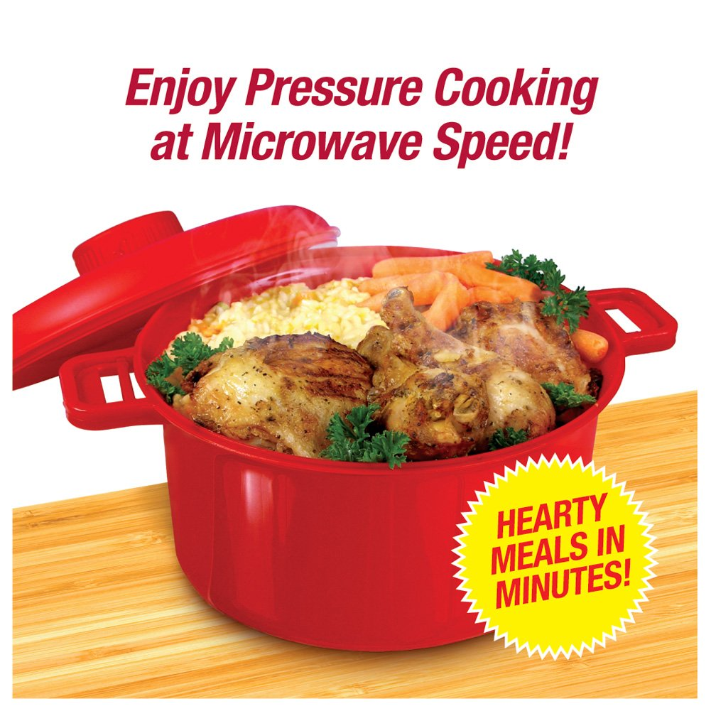 Unique's Shop Collections Etc-Micromaster 2.5 qt Microwave Pressure Cooker at Sears.com