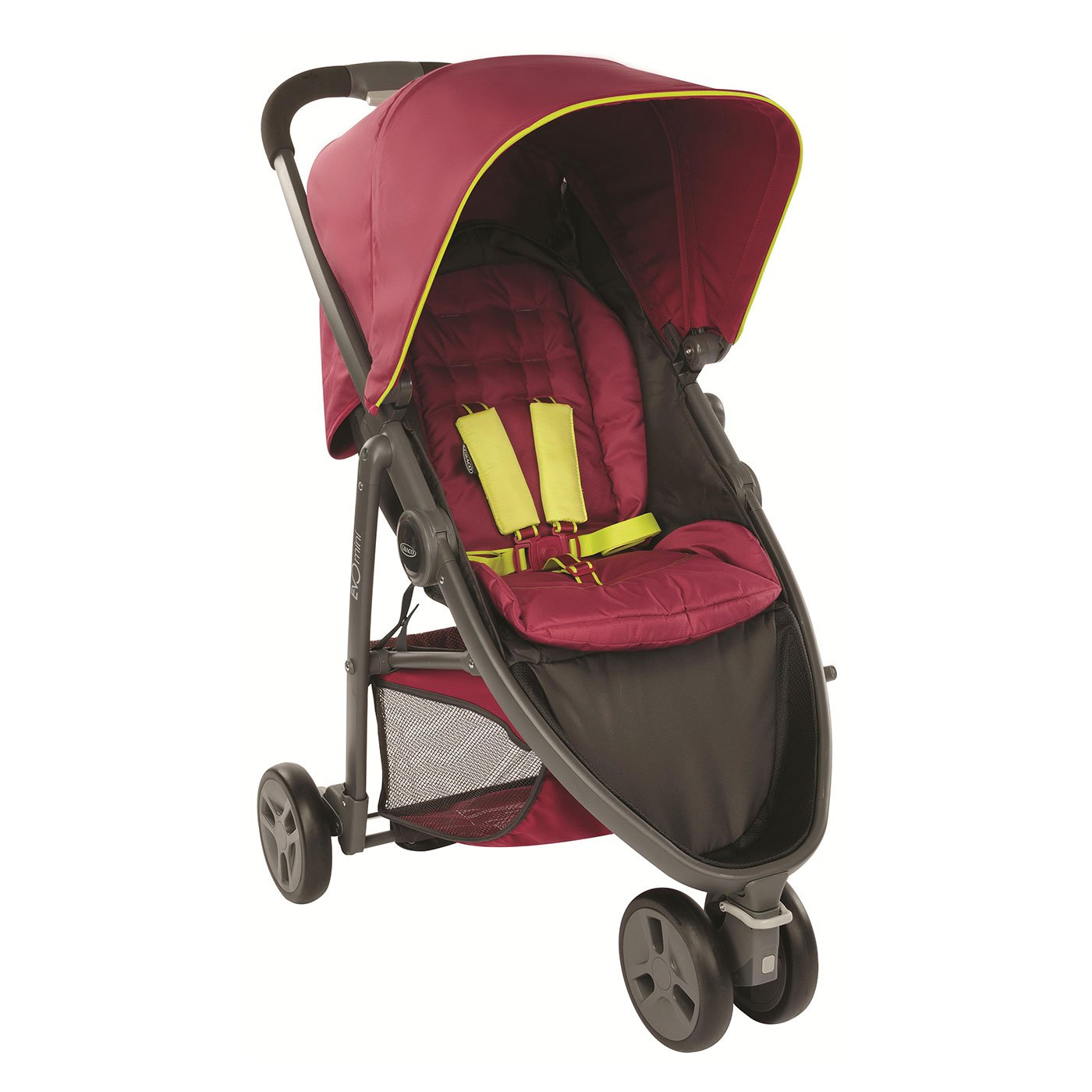 Graco Evo Mini Pushchair Compact and Lightweight
