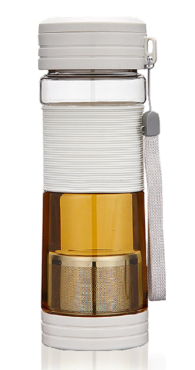 Iced Tea Bottles Tea Infuser Travel Ice Tea