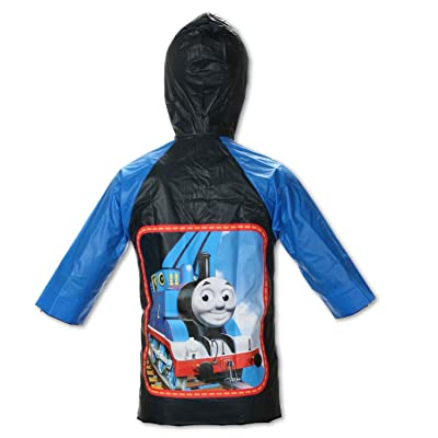 Thomas the Tank Boy's Blue Rain Slicker