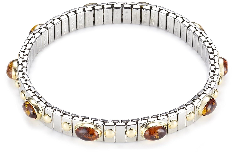 Nomination Damen-Armband Klein Bernstein 042109/001 schenken