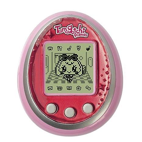 Bandai - 37481 - Jeu Electronique - Tamagotchi Friends - Lcd - Bijou - Rose