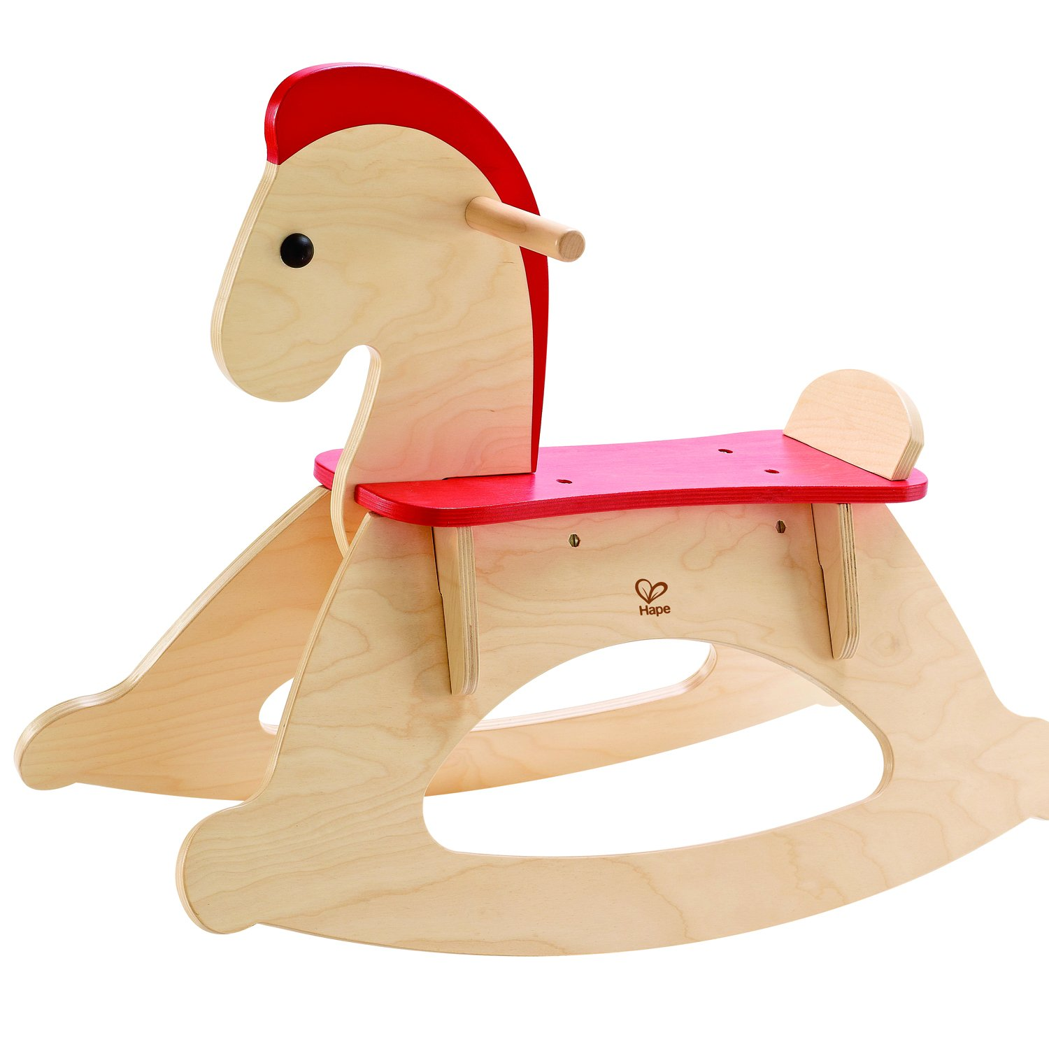 Hape Rock and Ride Horse Toy