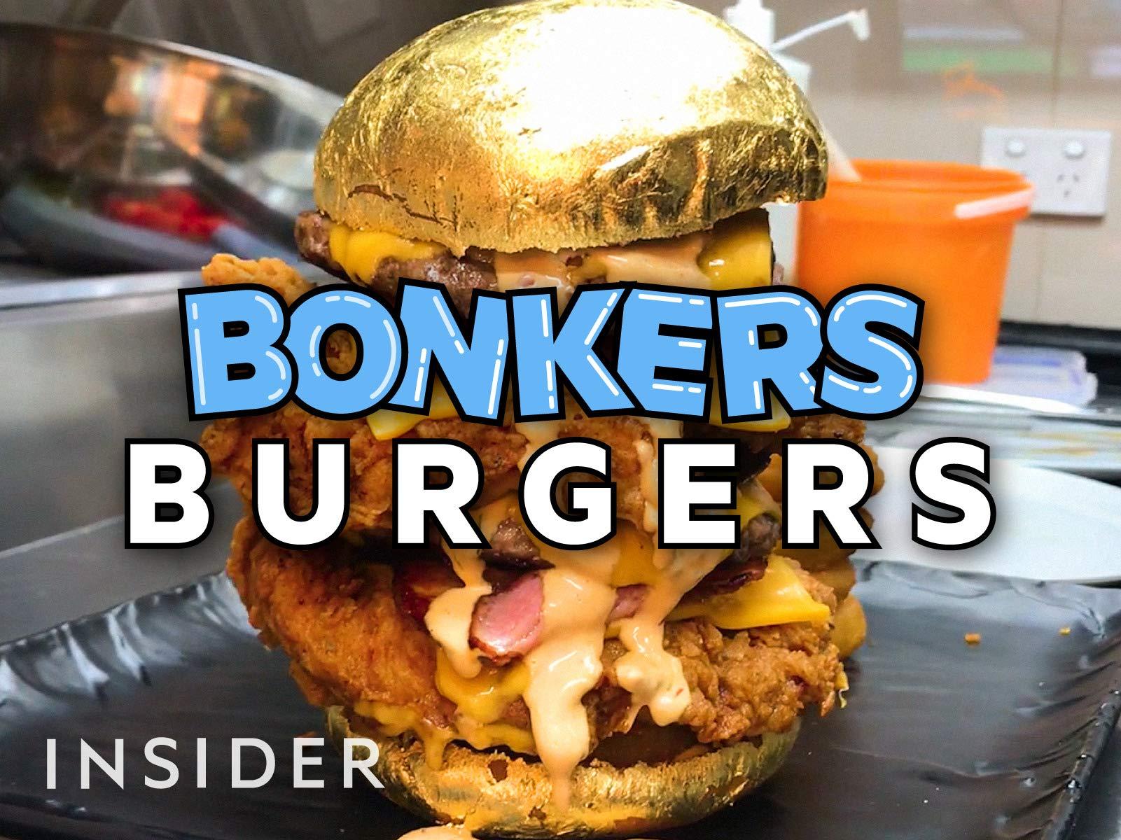 Bonkers Burgers on Amazon Prime Video UK