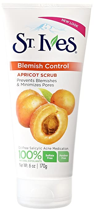 St. Ives Apricot Scrub, Blemish Control Reviews