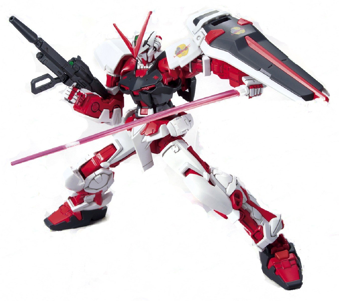 Bandai Hobby #58 HG Gundam Astray Red Frame Model Kit ...