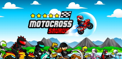 Motocross Saurus (Kindle Tablet Edition) - Amazon Mobile Analytics and App Store Data