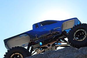 Blue//Black Everest-10 1//10 Scale Rock Crawler