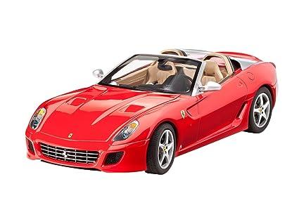 Revell - 67090 - Maquette - Model Set Ferrari SA Aperta - Echelle 1:24