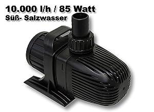 Jebao CM10000 SuperEco Teichpumpe Süß Salzwasser 10000l/h 85W  GartenKundenbewertung: