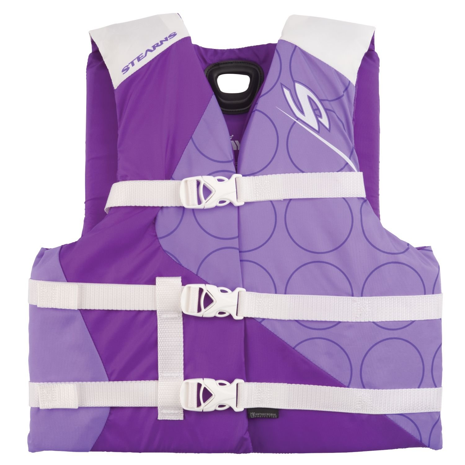 Stearns Youth Girls Antimicrobial Life Jacket