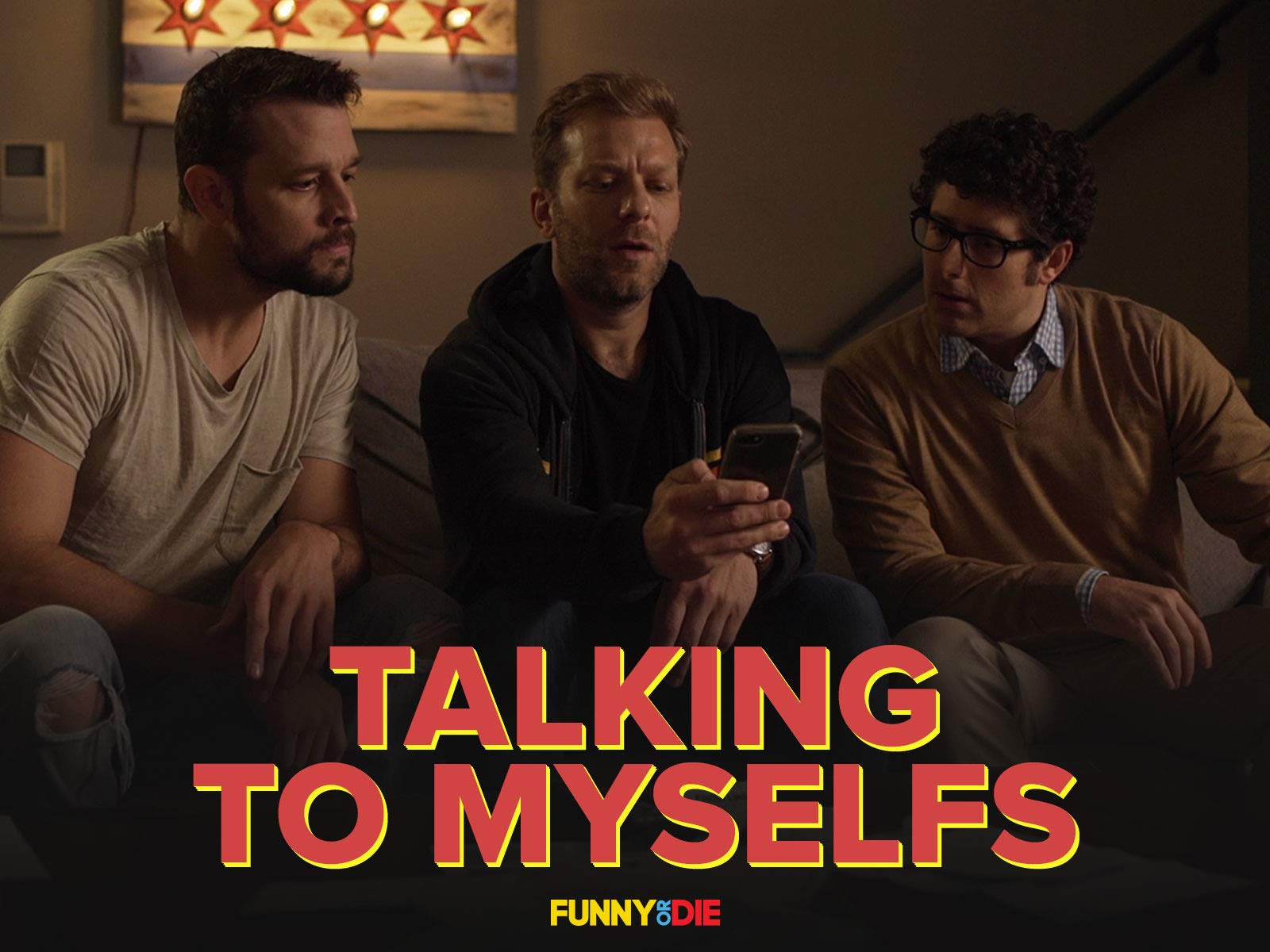 Talking To Myselfs on Amazon Prime Video UK