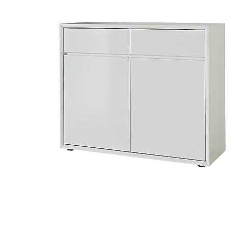 Germania 3390-84 cómoda GW-San Francisco, 102 x 85 x 40 cm, blanco