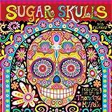Andrews McMeel Publishing Sugar Skulls 2015 Wall Calendar