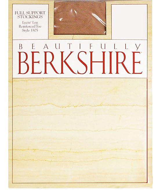 Berkshire Full Support Stockings Reinforced Toe