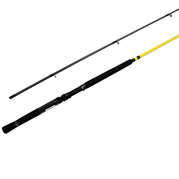 Lew's Fishing Mr. Crappie Slab Daddy 2 Piece Rod
