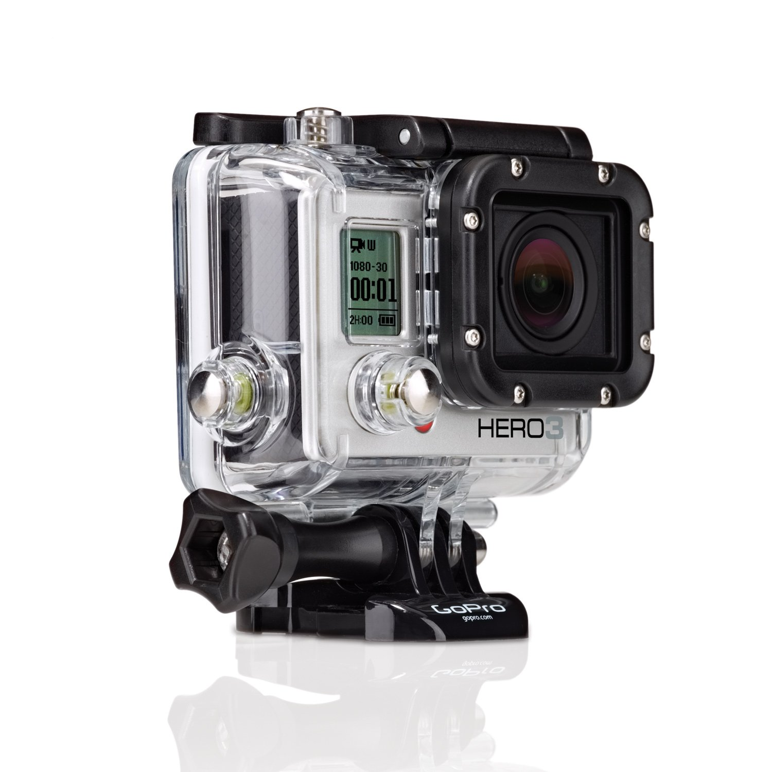 GoPro HERO3: Silver Edition $249.99