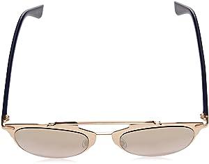 939fab9f6dfd3 Dior Reflected S 321 Copper Gold Mirror Lens Sunglasses