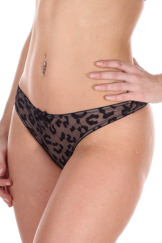 D&G String WILD THING (leopard) kaufen