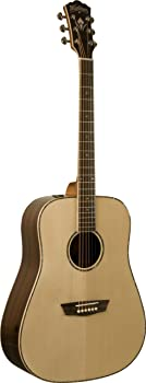 Washburn Solid Sitka Spruce Acoustic Guitar