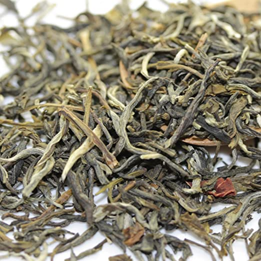 Organic Jasmine Scented Green Tea