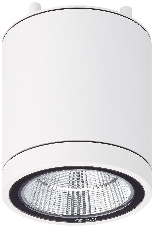 SLV Enola_C Out CL Deckenleuchte, rund, weiß, 9 W LED, 3000 K, 35 Grad 228501