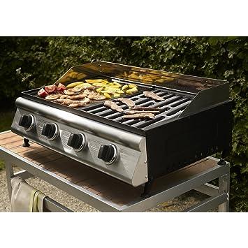 cook 39 in garden barbecue barbecue gaz mixte las. Black Bedroom Furniture Sets. Home Design Ideas