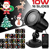 Syslux Christmas 10W Projector Lights