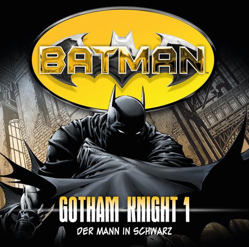 BATMAN - Gotham Knight - Der Mann in Schwarz (Folge 1)