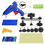 Super PDR 16pcs DIY Car Repair Tools bridge Puller Kit PDR Paintless Dent Repair Tool Kit