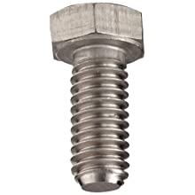 Stainless Steel Hex Bolt, MIL-SPEC