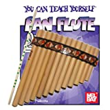 Beginners Set Pan Flute + Case + Guide Book & Online Audio/Video + Easy Tuning stick