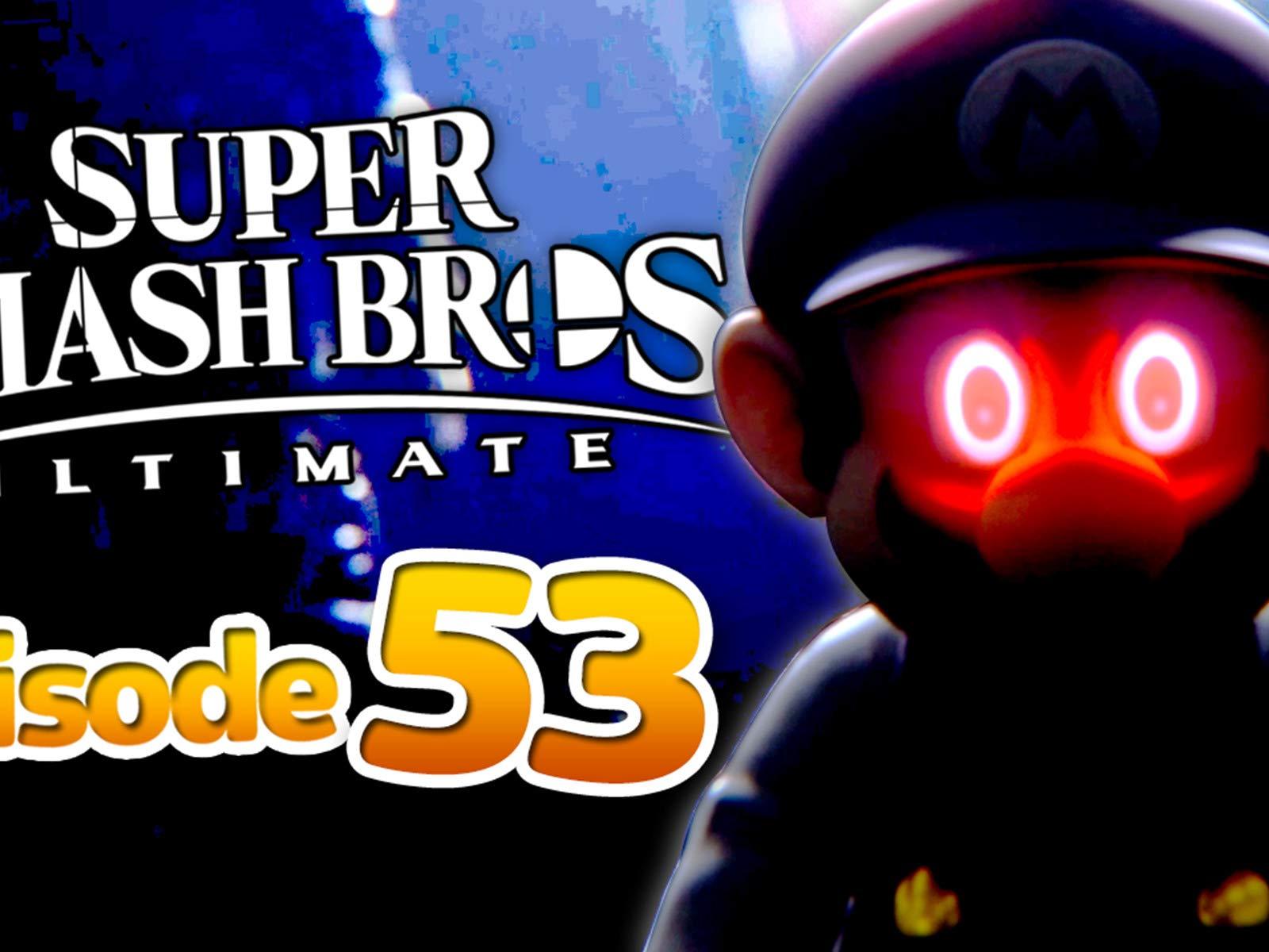 Clip: Super Smash Bros. Ultimate Gameplay - Zebra Gamer - Season 3
