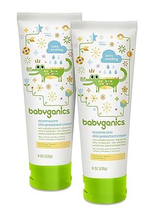 Babyganics 儿童湿疹润肤乳 226g*2瓶图片