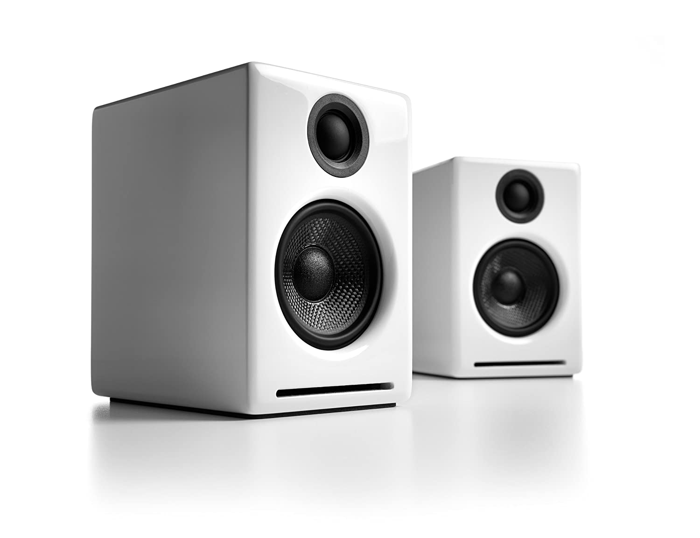 Audioengine A2 + Premium Powered Desktop Speakers