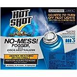 Hot Shot No-Mess! Fogger, 1.2oz (3 foggers)