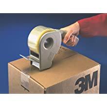 Scotch Box Sealing Tape Dispenser H190, 2 in