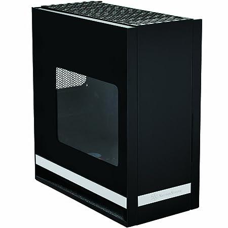 SilverStone SST-FT05B-W Boîtier PC Noir