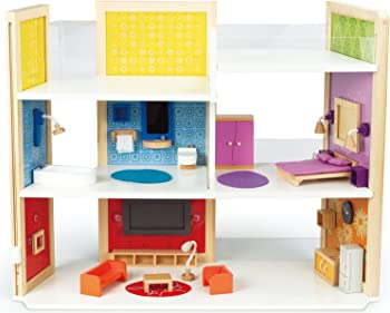Hape Happy Family DIY Dream Doll House