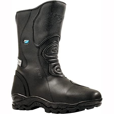 Spada moto tout-terrain WP bottes noir