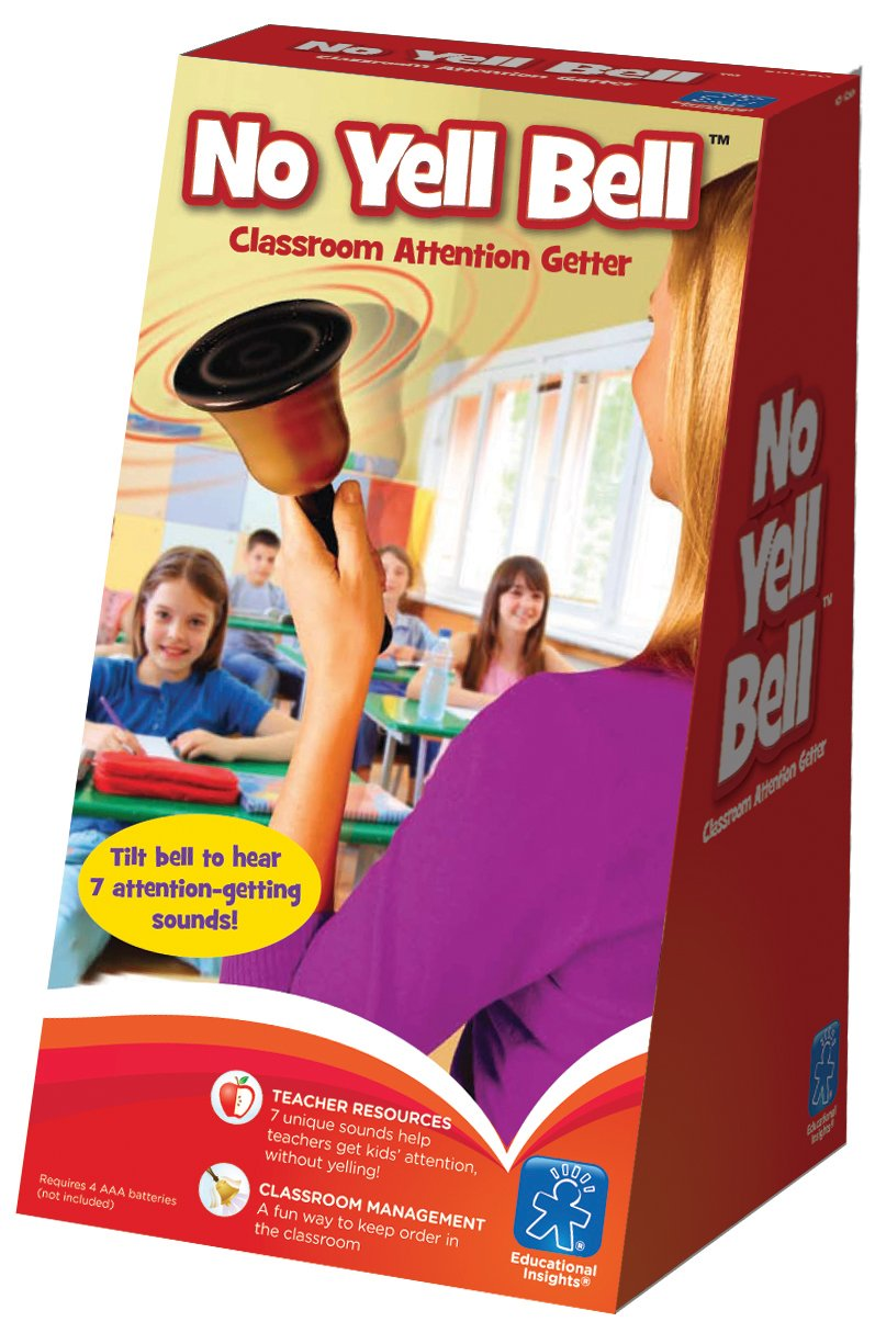 No Yell Bell I Classroom Management Tools for Teachers