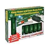 Twist and Seal Holiday Light Safety, Combo Pack