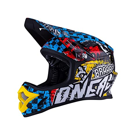 Casque Motocross ONeal 2016 3Series Wild Multi