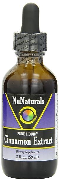 Отзывы NuNaturals Cinnamon Liquid, 2-Ounce