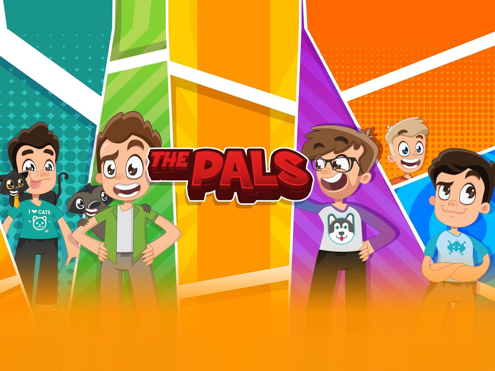 The Pals - Season 1