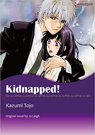 KIDNAPPED! (Harlequin comics) written by Jo Leigh
