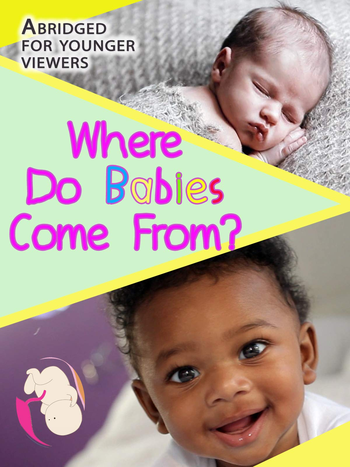 Where Do Babies Come From?   Abridged for younger viewers on Amazon Prime Video UK