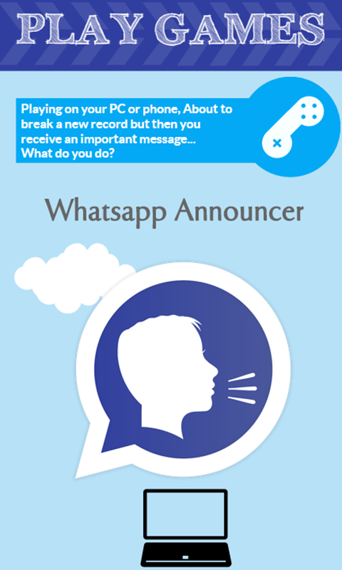 Amazon.com: Announcer for Whatsapp (Trial): Appstore for Android