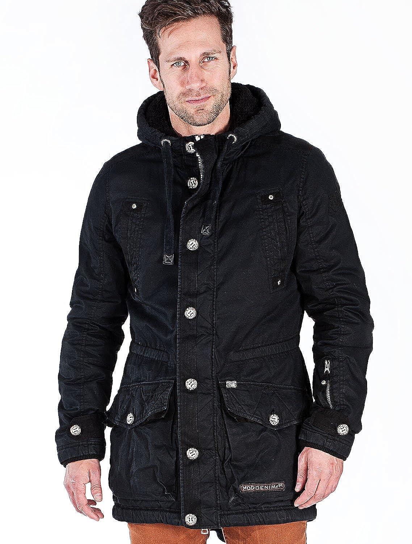 M.O.D Herrenjacke Herren Winterjacke Parka Winterparka JA562 L online kaufen